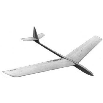 Algebra 2M Model Aircraft Plan (RC1406)