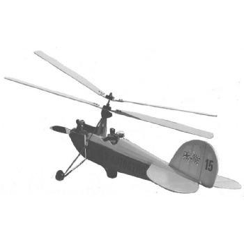 RC1695 - Al's Autogyro